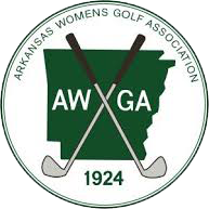 Arkansas Womens Golf Association logo